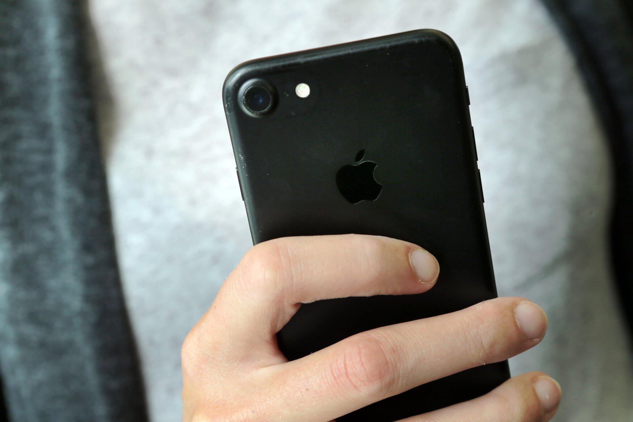 Bild zu iPhone von Apple