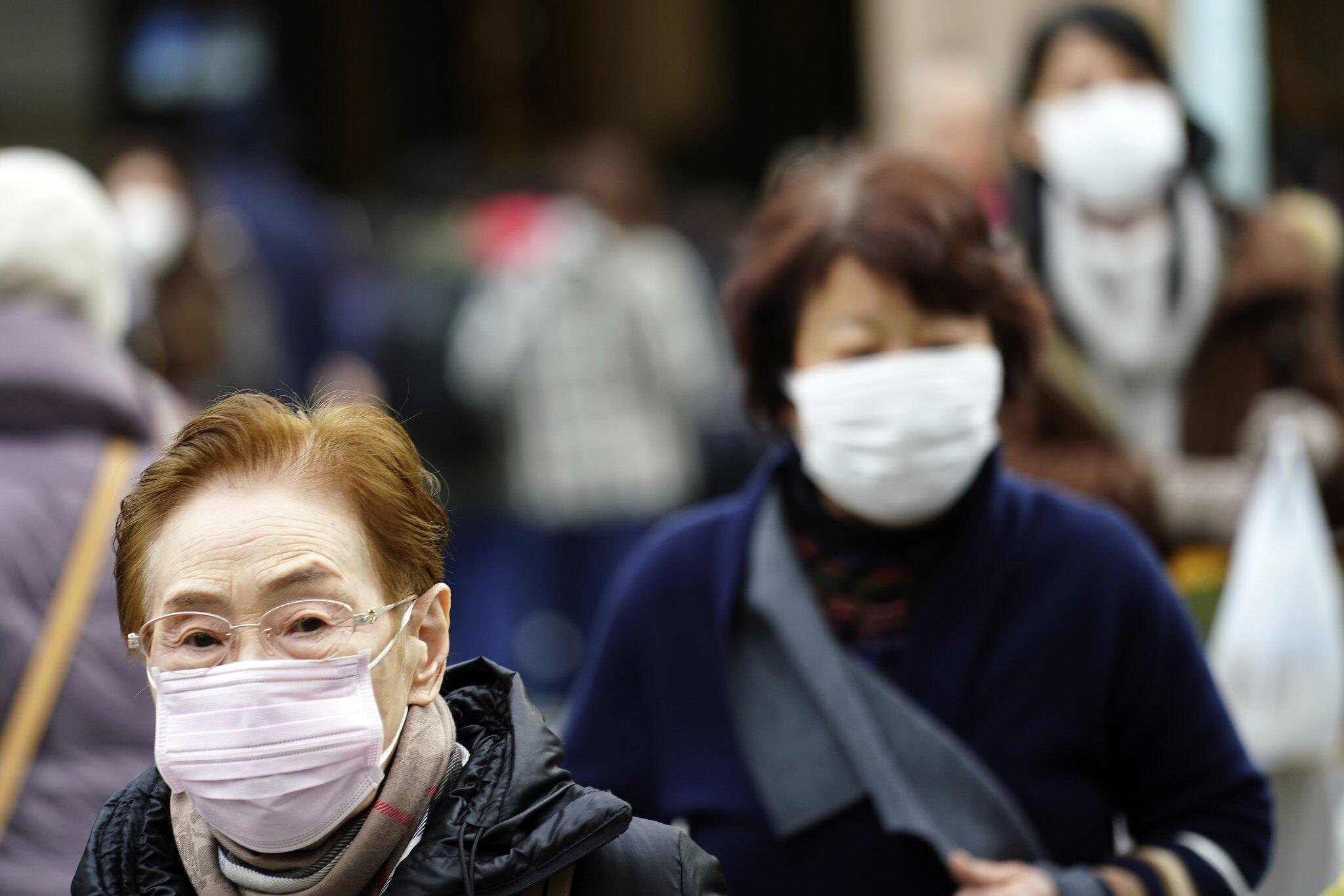 Bild zu Corona-Virus aus China auch in Japan nachgewiesen