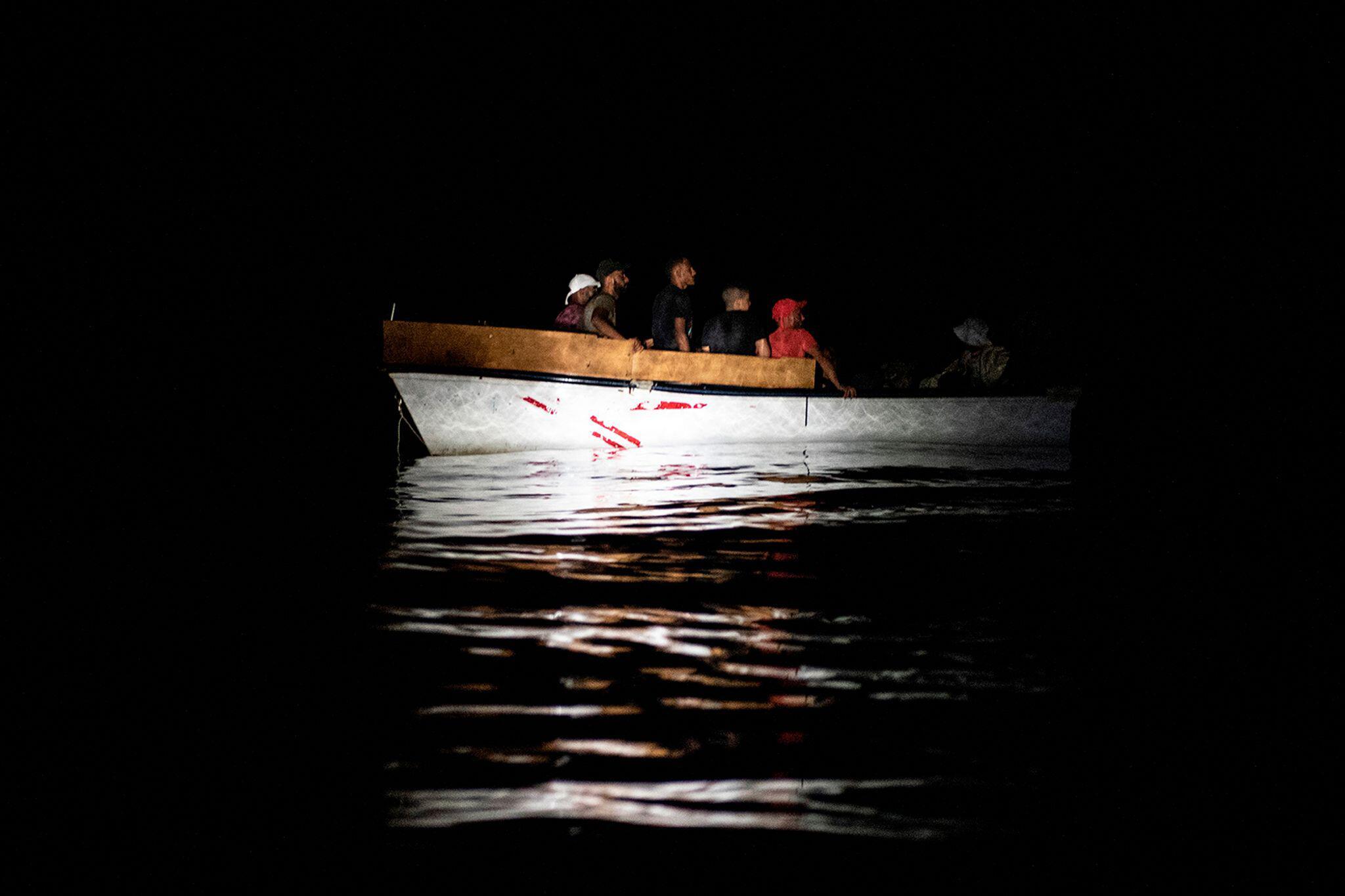 Hungerstreik und Selbstmordversuche: Schiff vor Sizilien ruft Notstand aus