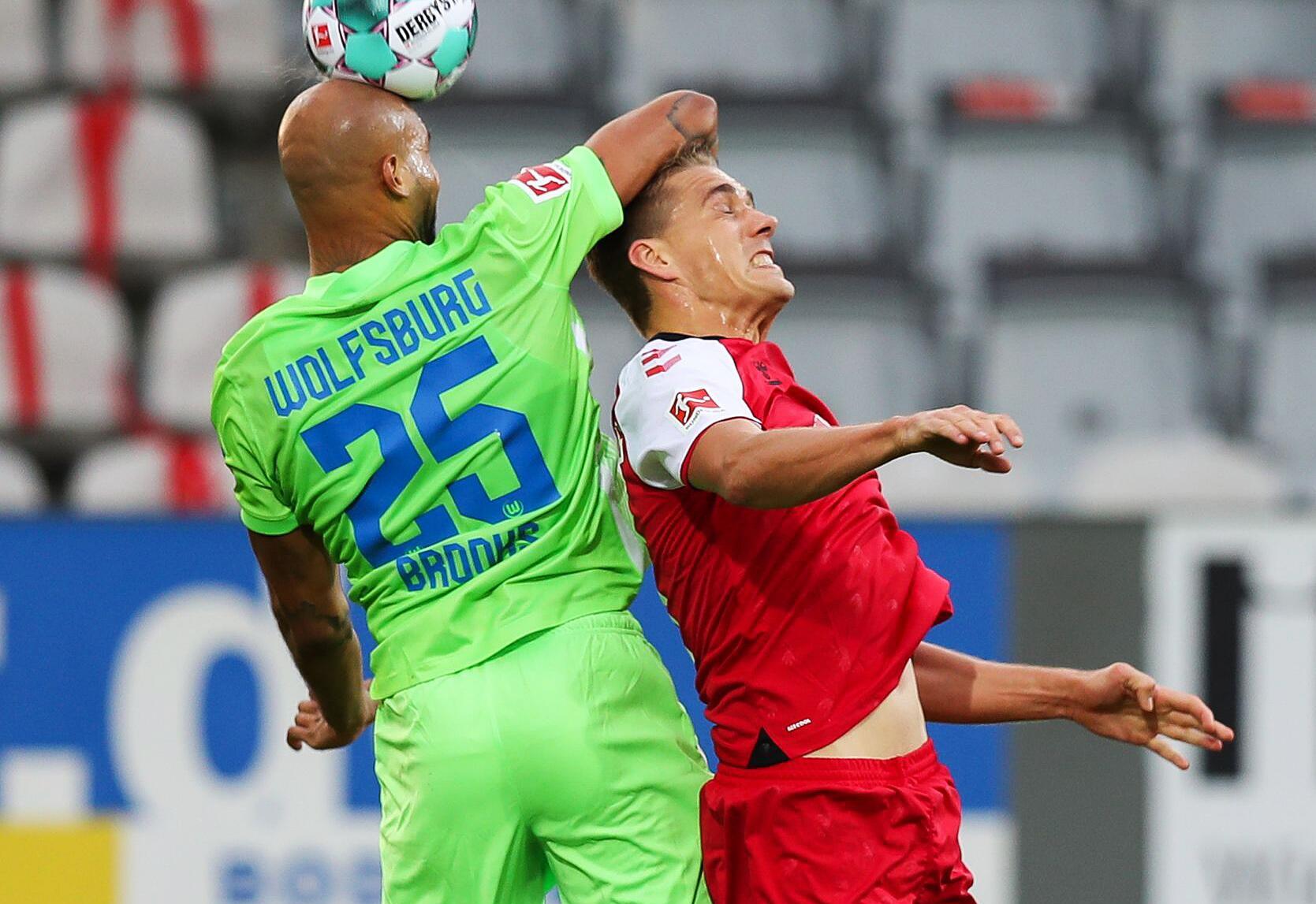 Bild zu SC Freiburg - VfL Wolfsburg