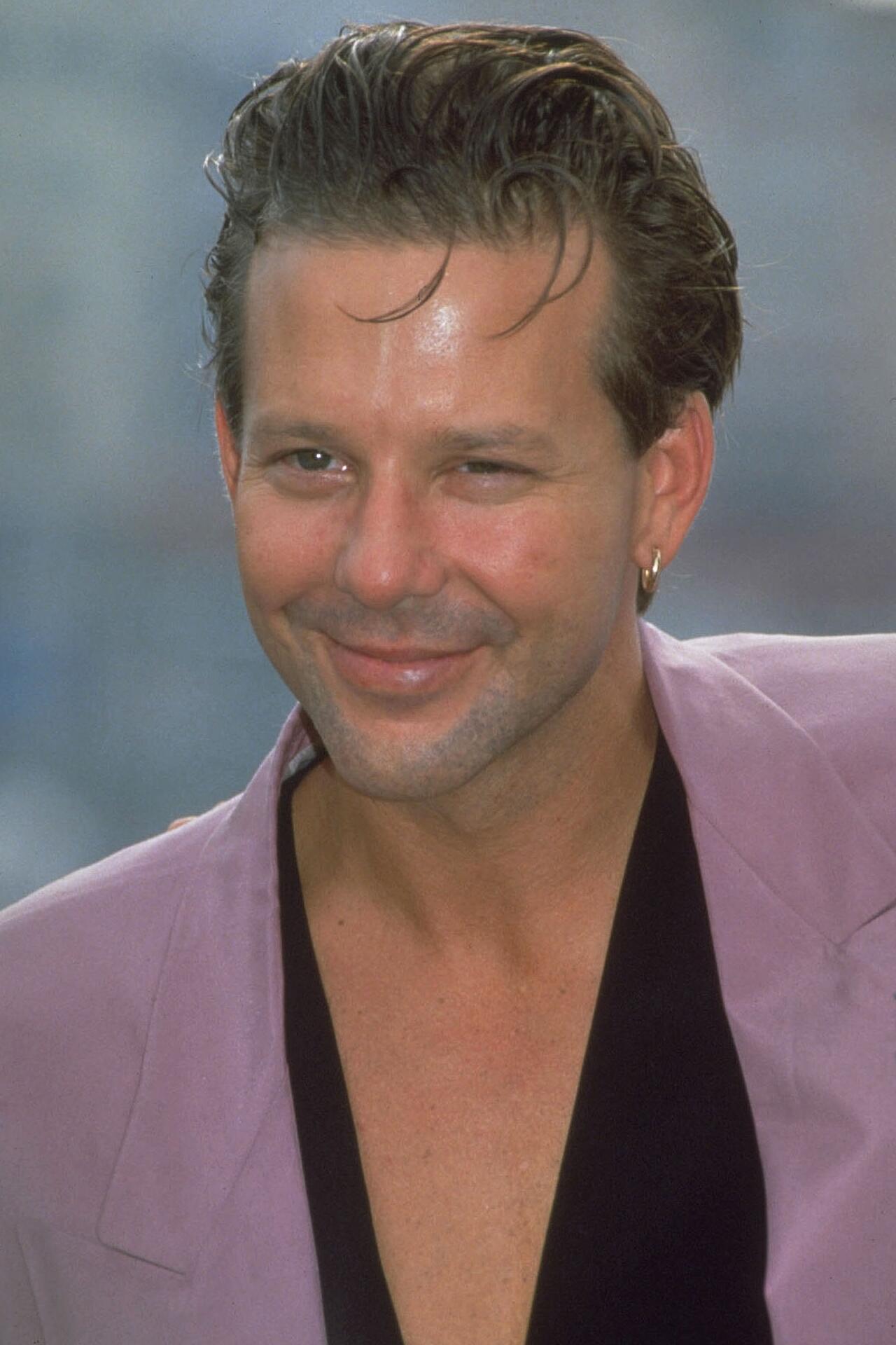 Bild zu Mickey Rourke, 90er