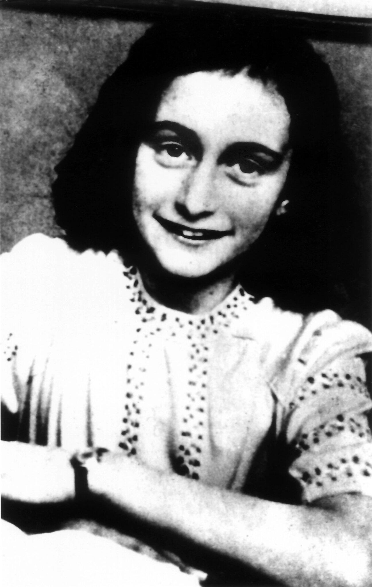 Bild zu Anne Frank