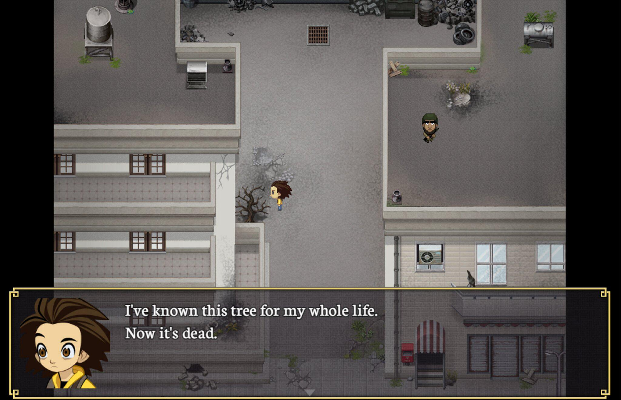 Bild zu Computerspiel «Path Out»