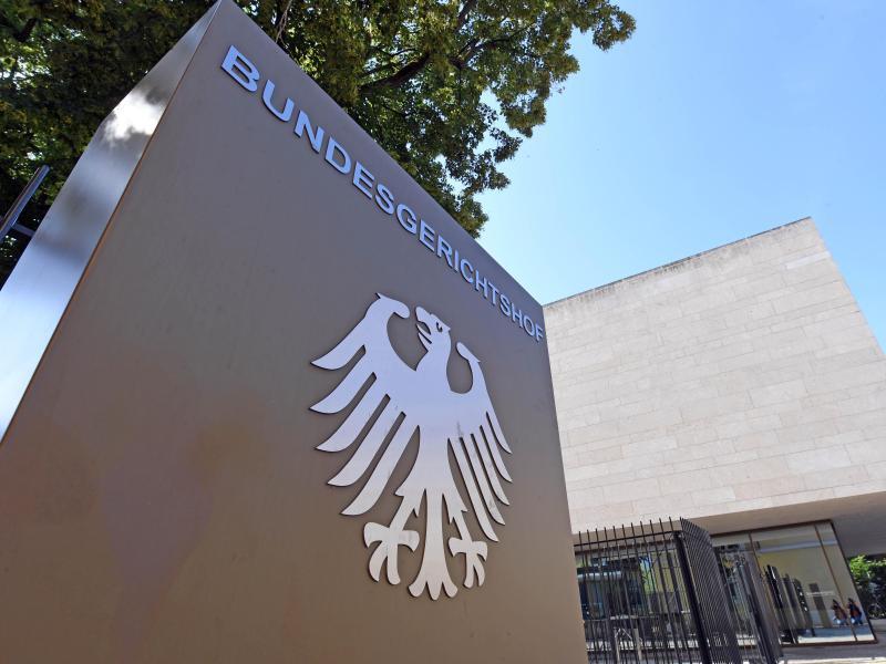 Bild zu Bundesgerichtshof in Karlsruhe