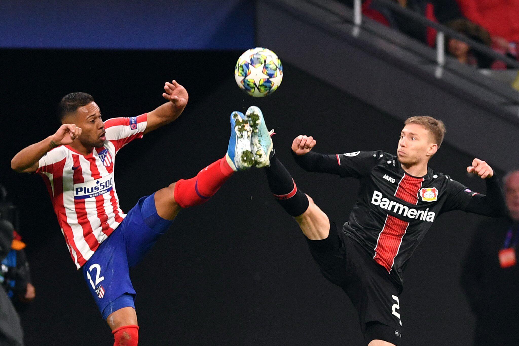 Bild zu Atlético Madrid - Bayer Leverkusen