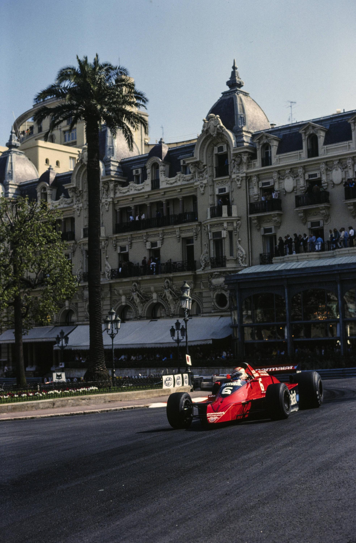 Bild zu Nelson Piquet, Monaco, Monte Carlo, Formel 1, 1979, Brabham