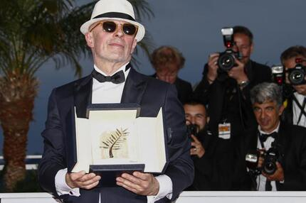 Cannes Film Festival - Jacques Audiard
