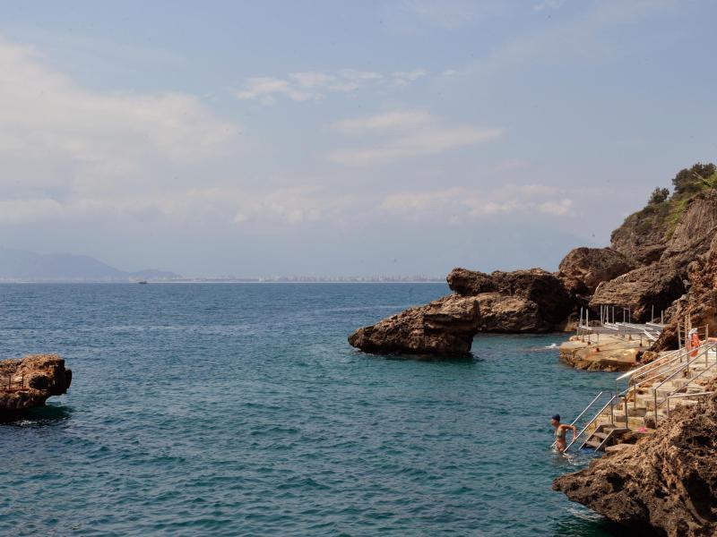 Bild zu Türkischer Küstenort Antalya