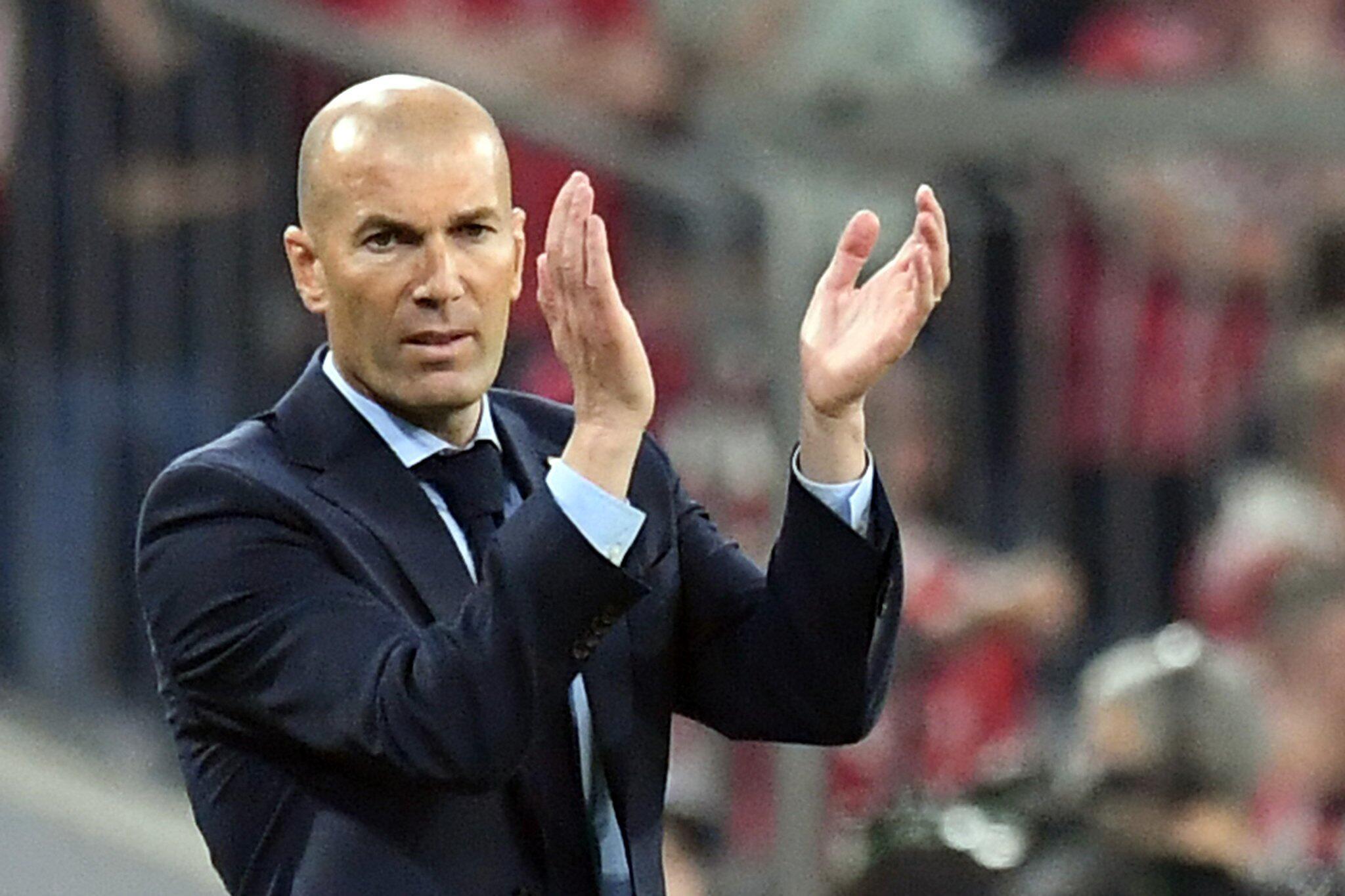 Bild zu Zinedine Zidane, Real Madrid, Juventus Turin, Sportdirektor