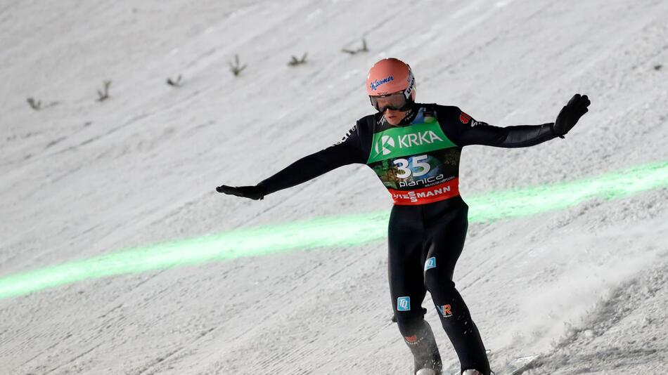 Skispringen - Weltmeisterschaft