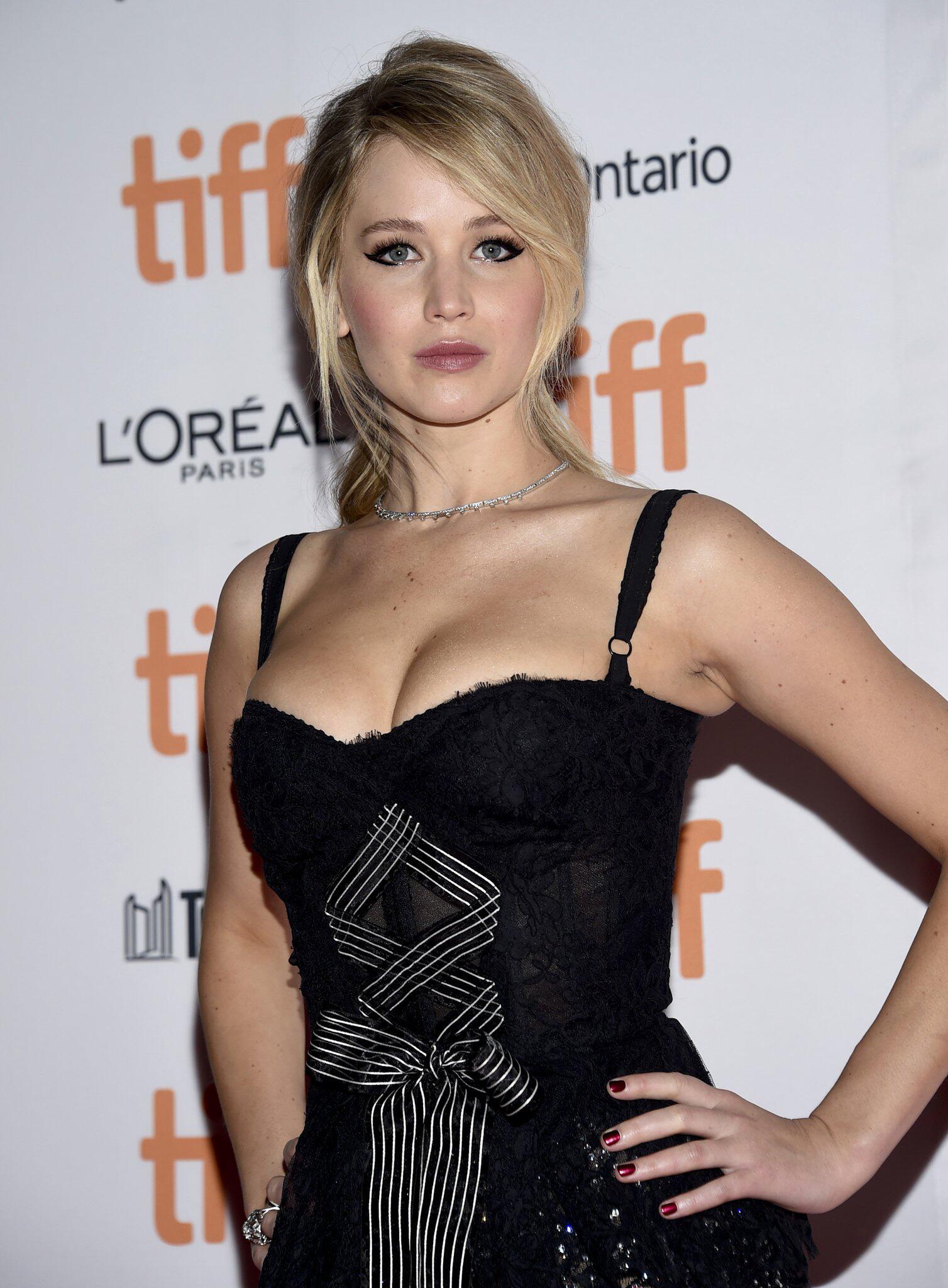 Bild zu Jennifer Lawrence