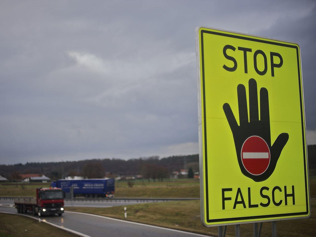 Bild zu Unfälle mit Geisterfahrern sind besonders verhehrend