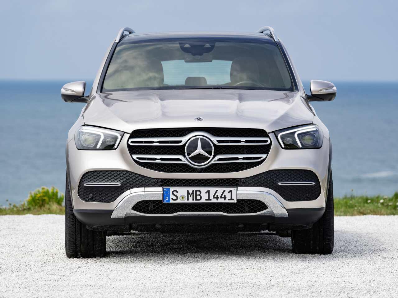 Bild zu Mercedes-Benz GLE