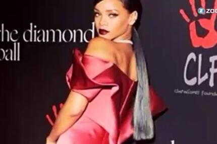 Leonardo Dicaprio und Rihanna knutschend gesichtet