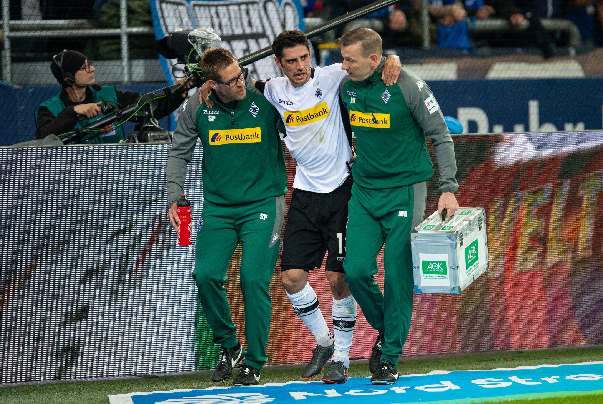 Bild zu WM-Aus für Lars Stindl nach Kapselverletzung.