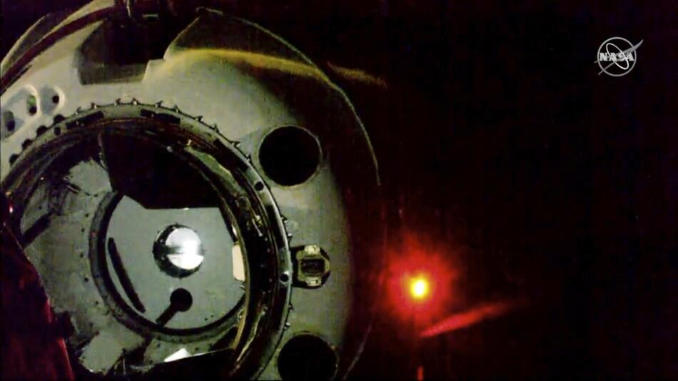 SpaceX Crew-Kapsel