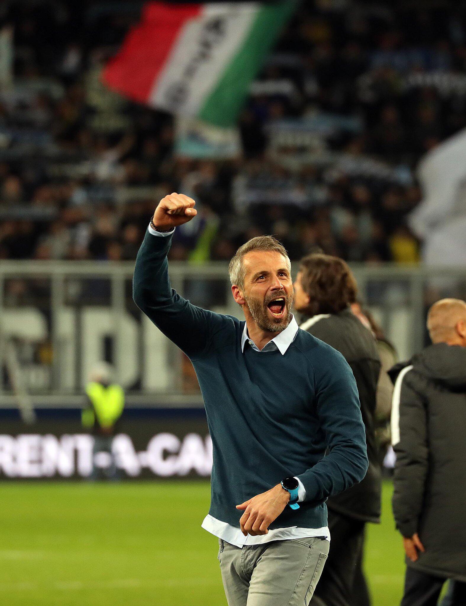 Bild zu RB Salzburg - Lazio Rom, Europa League, Marco Rose