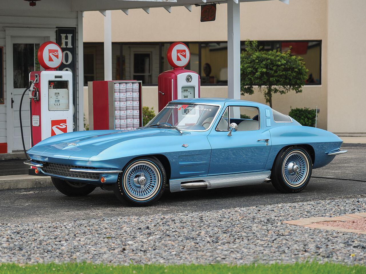 Bild zu 1964 Chevrolet Corvette Sting Ray