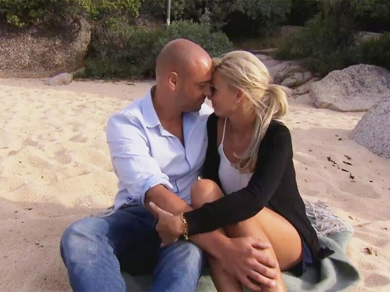 """Bild zu Katja Kühne und Christian Tews sind ein """"Bachelor""""-Paar"""