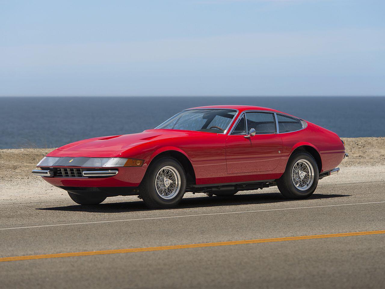 Bild zu 1970 Ferrari 365 GTB4 Daytona Berlinetta