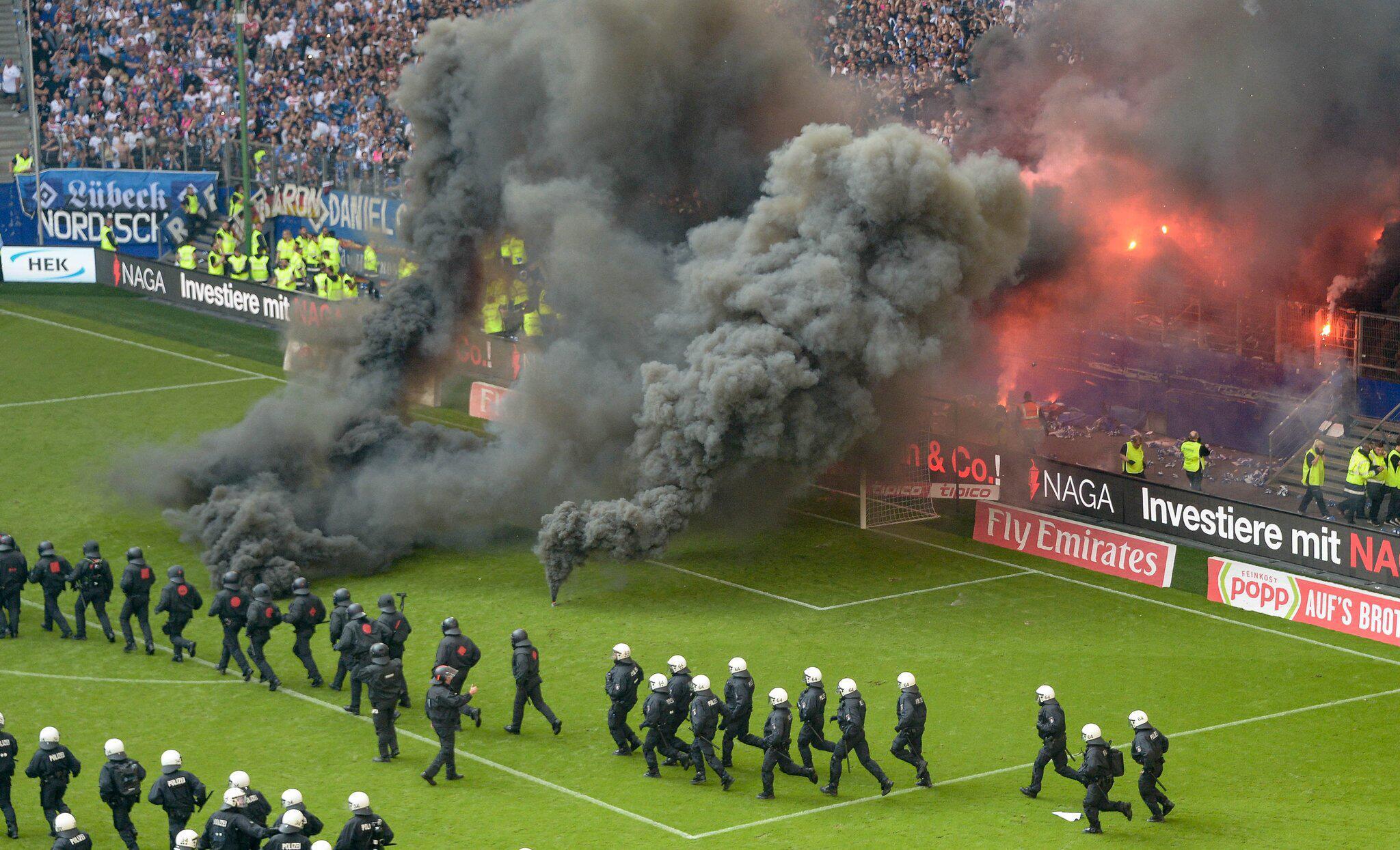 Bild zu Hamburger SV - Borussia Mönchengladbach
