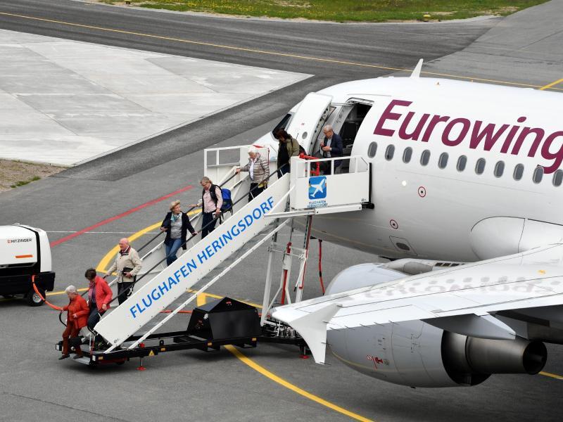 Bild zu Flughafen Heringsdorf