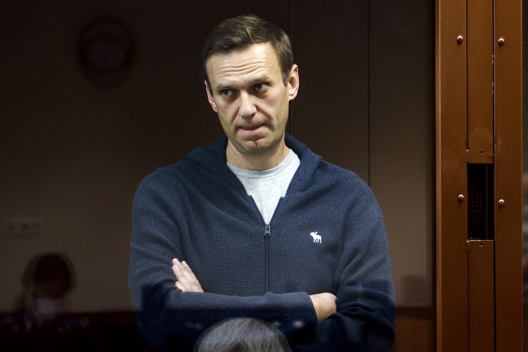 Bild zu Russland-Sanktionen wegen Nawalny