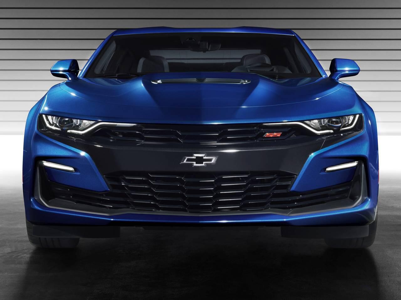 Bild zu Chevrolet Chevrolet Camaro (2019)