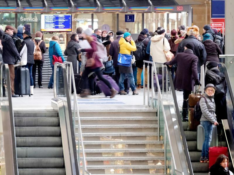 Bild zu Hauptbahnhof in Leipzig