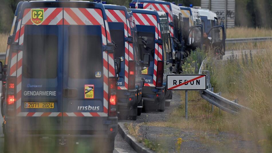 Coronavirus - Illegale Party in Frankreich verhindert