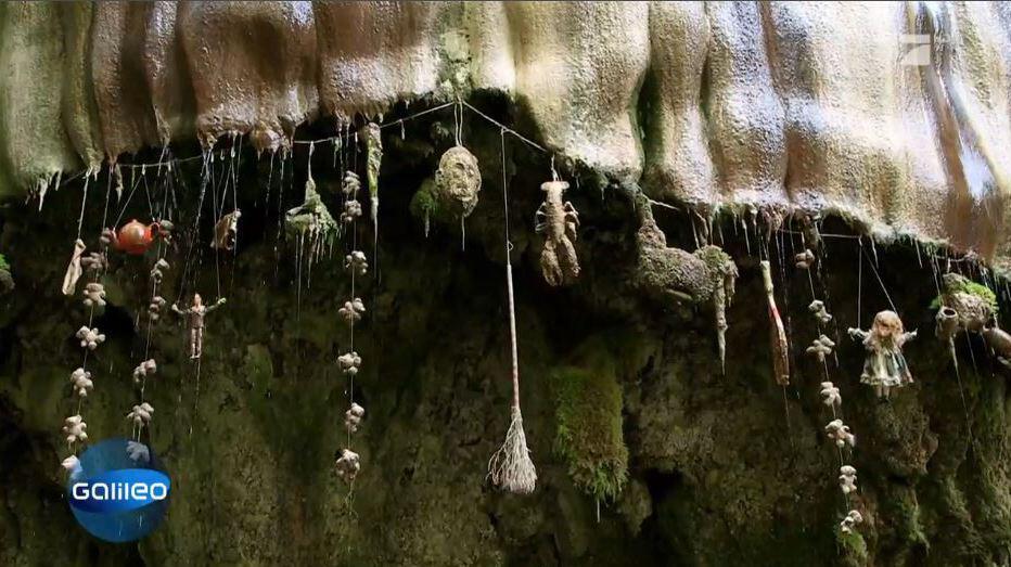 Bild zu Wasserfall