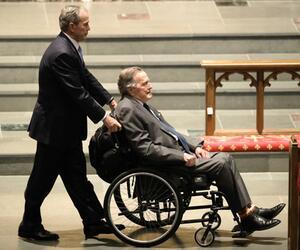 Ex-Präsident George H.W. Bush