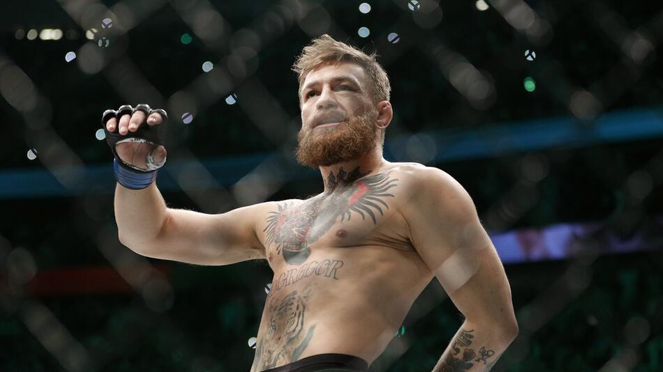 UFC - McGregor vor Comeback