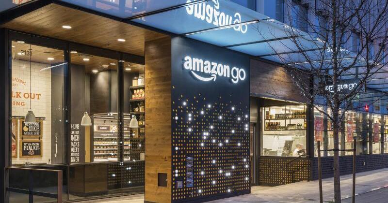 erster amazon supermarkt ohne kassen ffnet in seattle. Black Bedroom Furniture Sets. Home Design Ideas