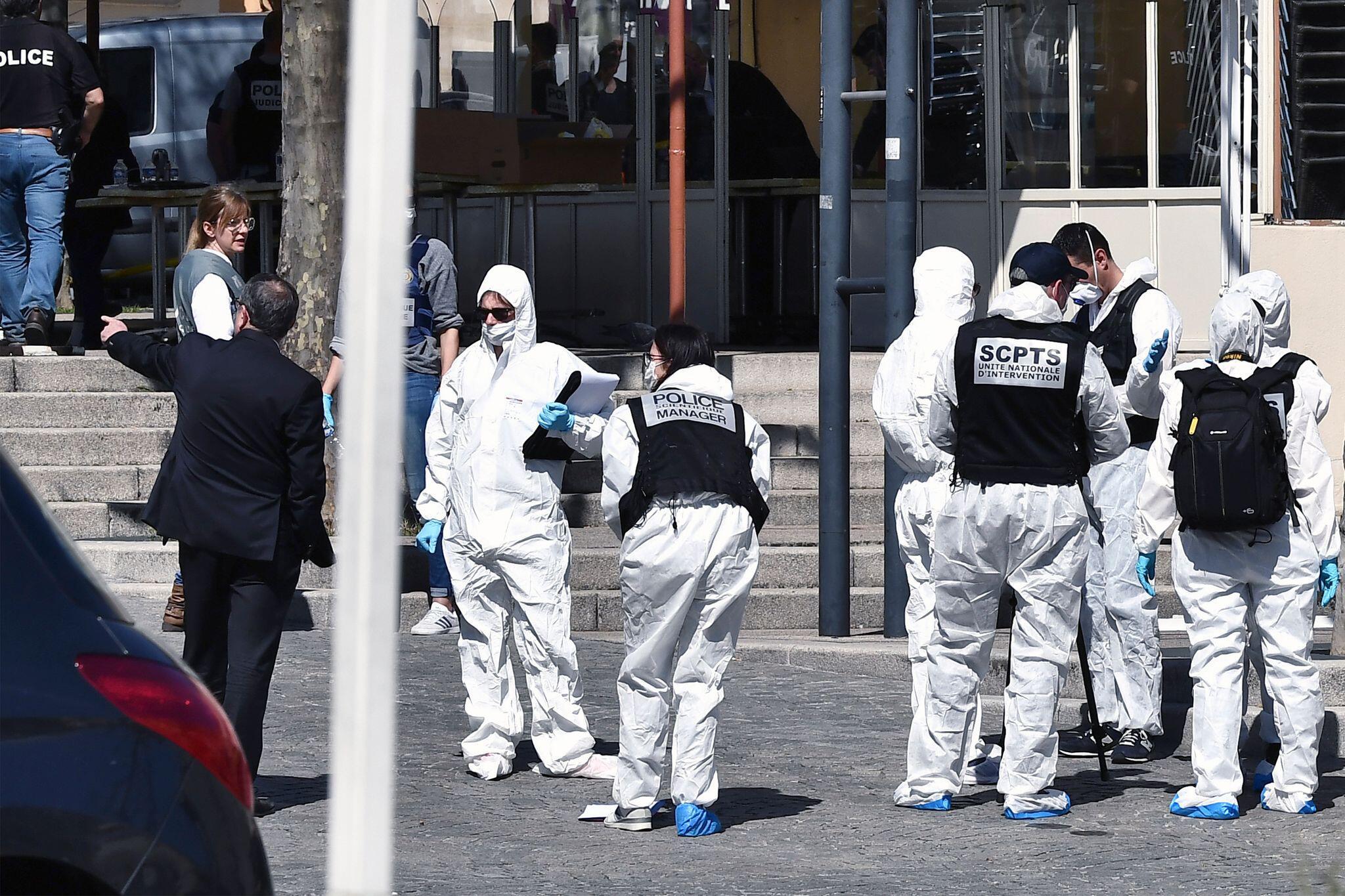 Bild zu Nach Messerangriff in Südostfrankreich