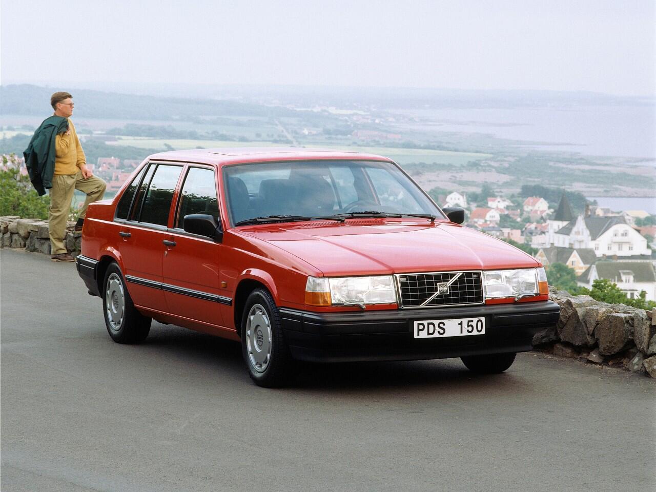 Bild zu Platz 2: Volvo 940