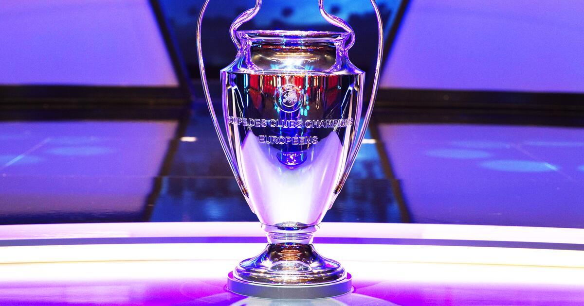 Champions-League-Auslosung heute live im TV & Stream und ...