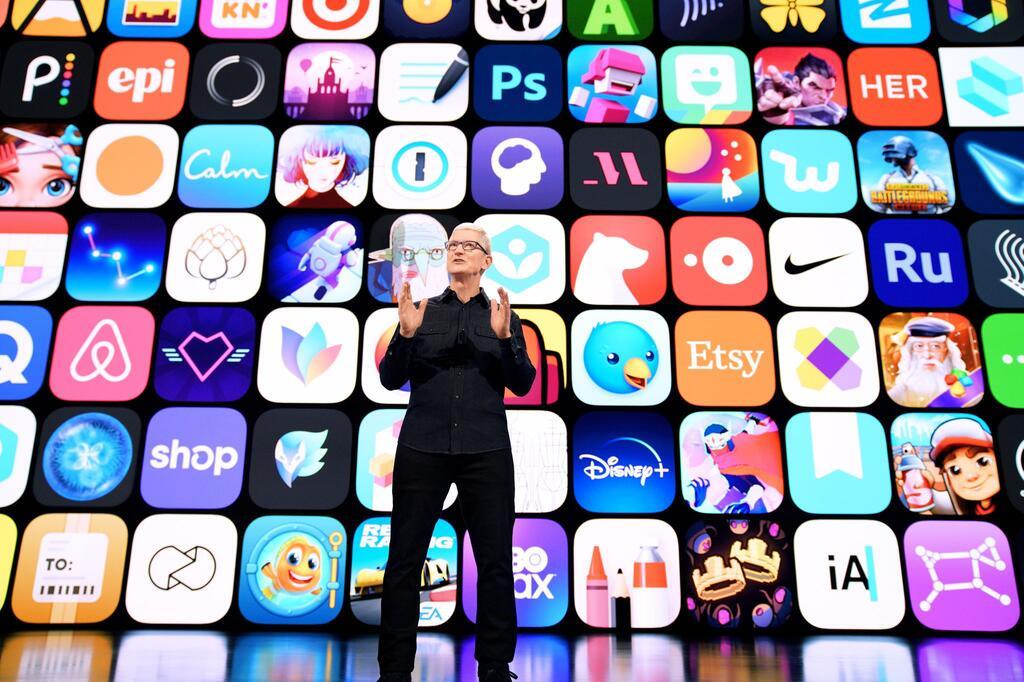 Apple-Chef Tim Cook eröffnet Entwicklerkonferenz WWDC 2021