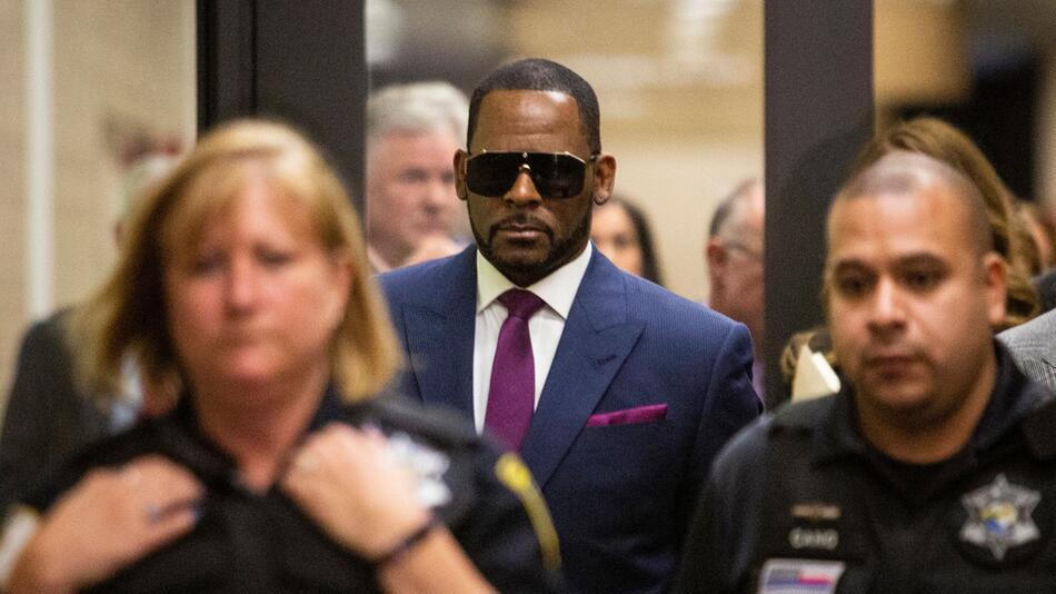 Prozess gegen R. Kelly startet in New York