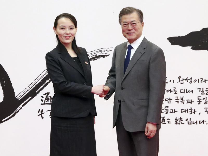 Bild zu Südkoreas Präsident