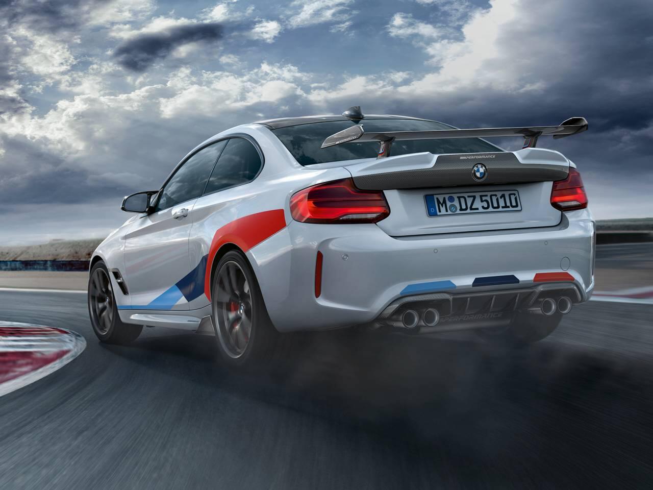 Bild zu BMW M2 Competition Performance Parts