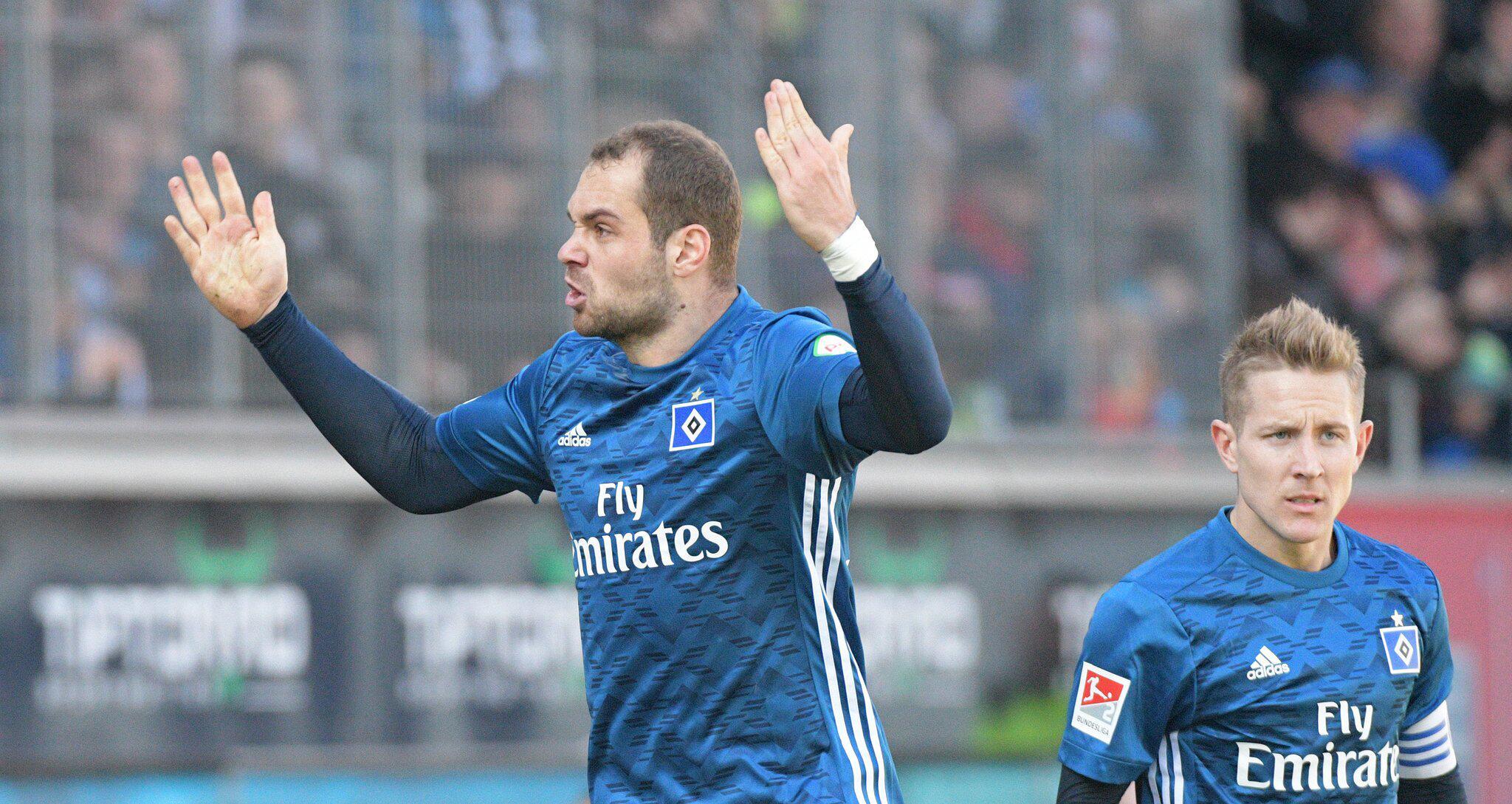 Bild zu 1. FC Heidenheim - Hamburger SV