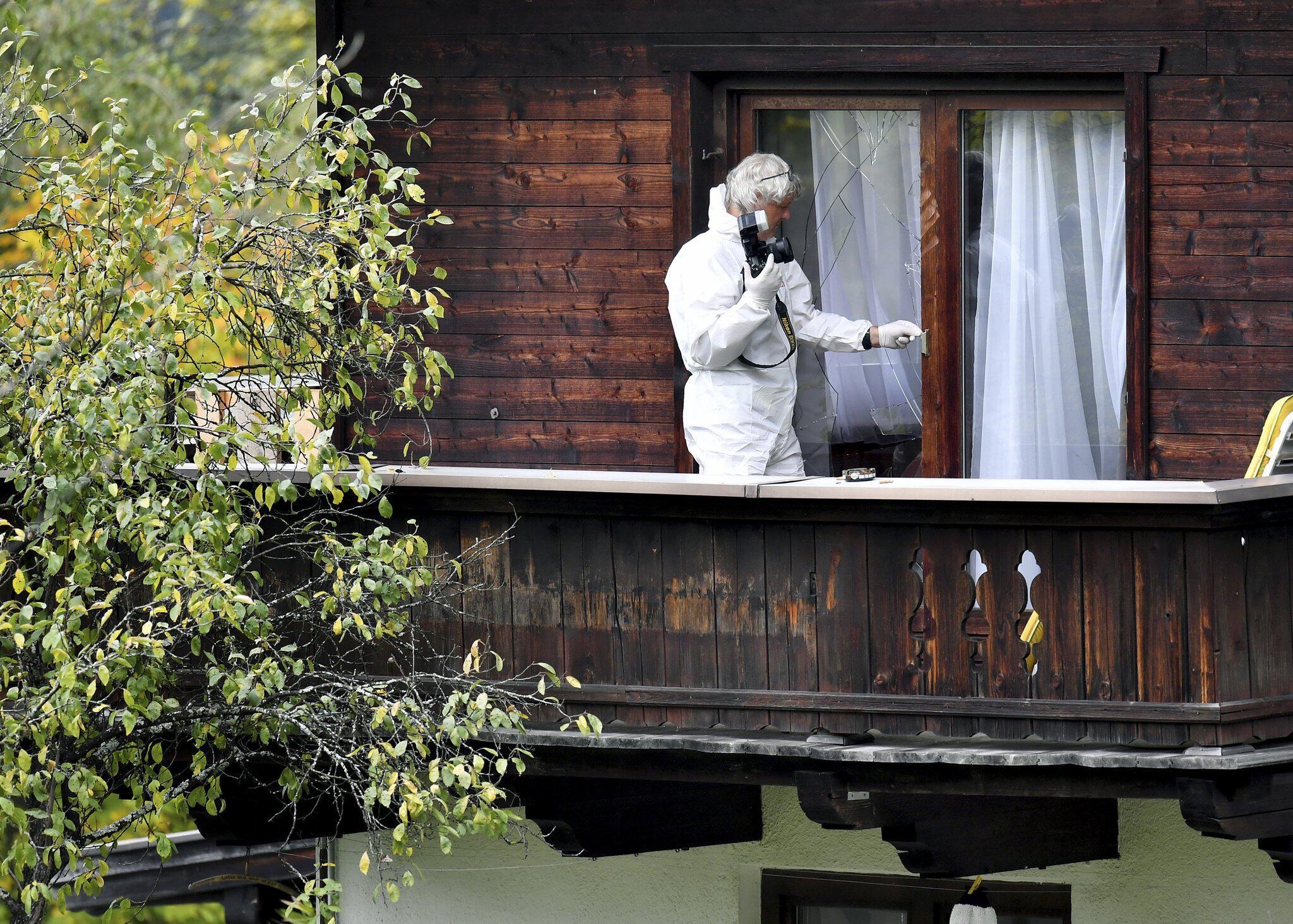 Bild zu Tötungsdelikt mit fünf Opfern in Österreich