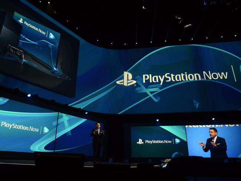 Bild zu Playstation Now startet