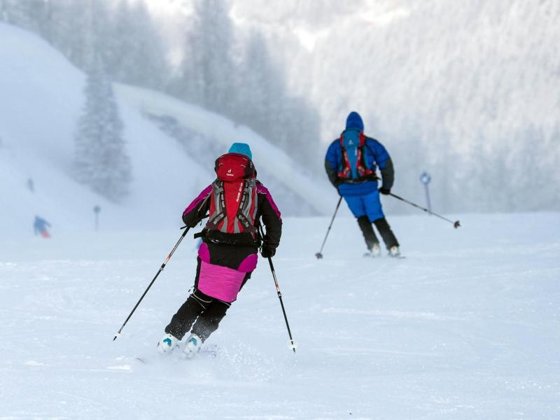 Bild zu Schnee in Bayern
