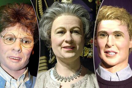 Cliff Richard, die Queen, Prinz William
