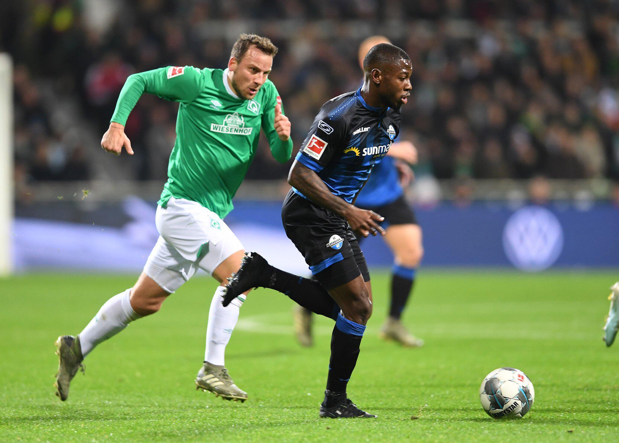 Bild zu Werder Bremen - SC Paderborn 07