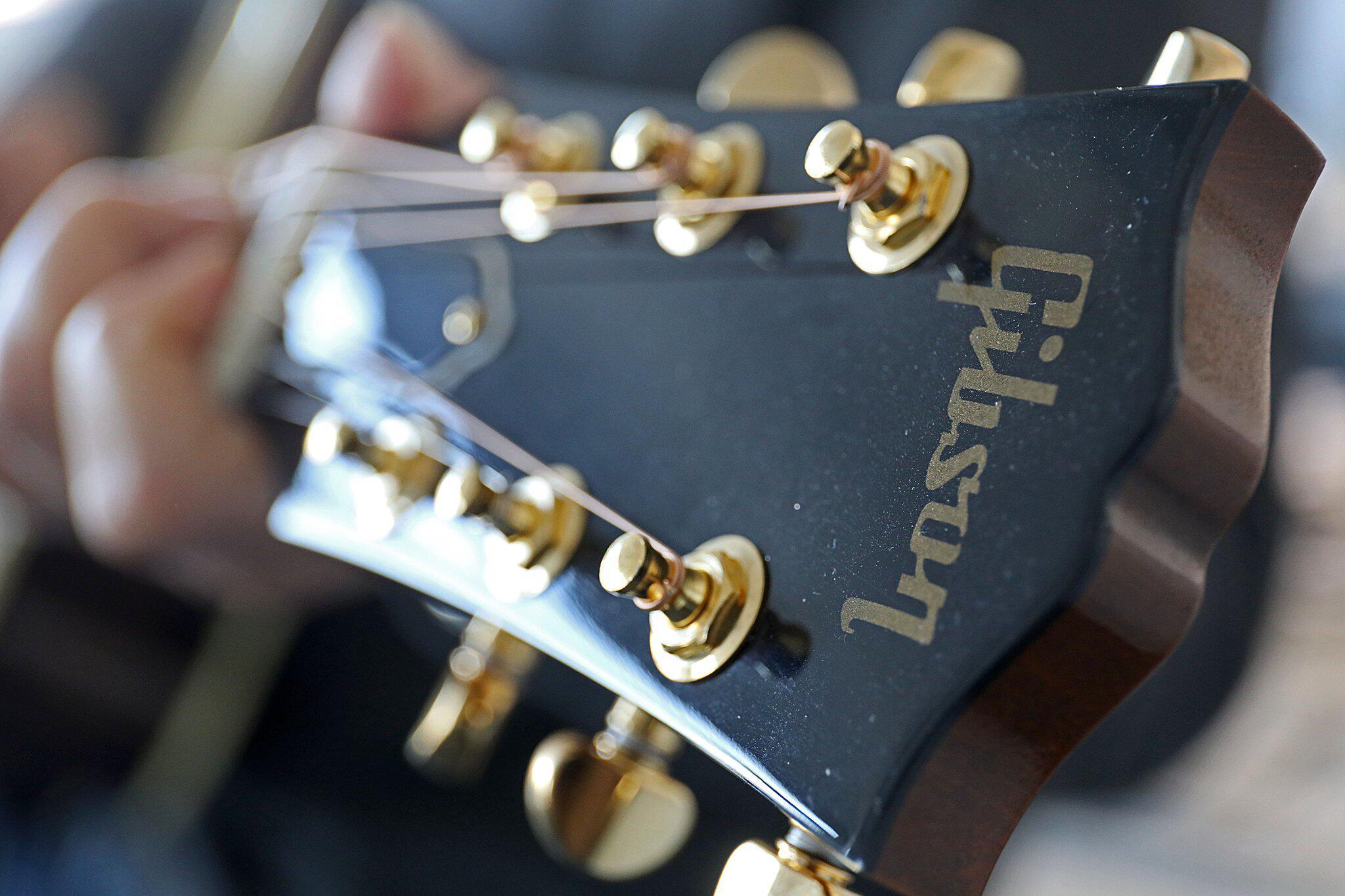 Bild zu Gibson Gitarre