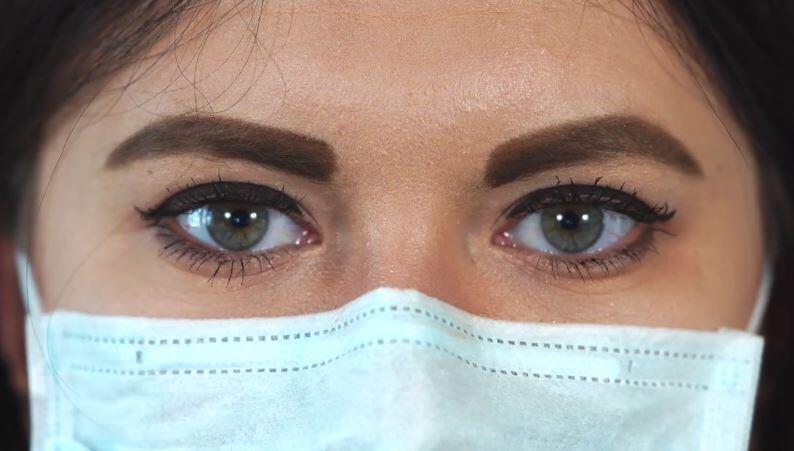 Bild zu Atemschutzmaske, Coronavirus