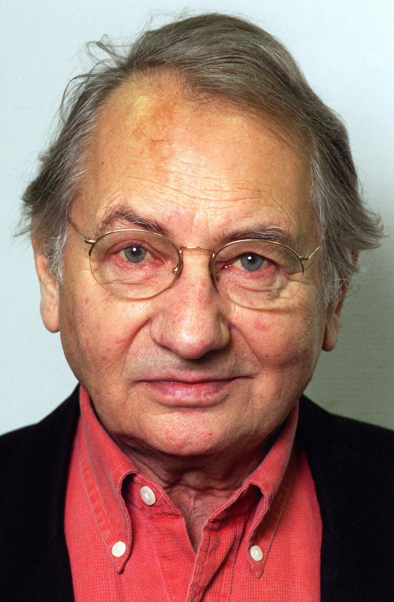 Bild zu Journalist Horst Stern gestorben